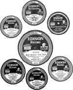 Edison Diamond Discs