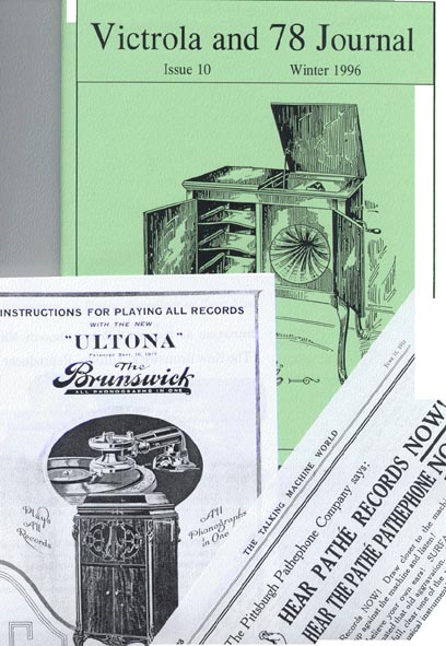 Victrola and 78 Journal, Issue 10